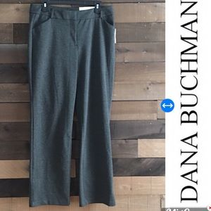 NWT Dana Buchman Comfort Solutions pant size 12S